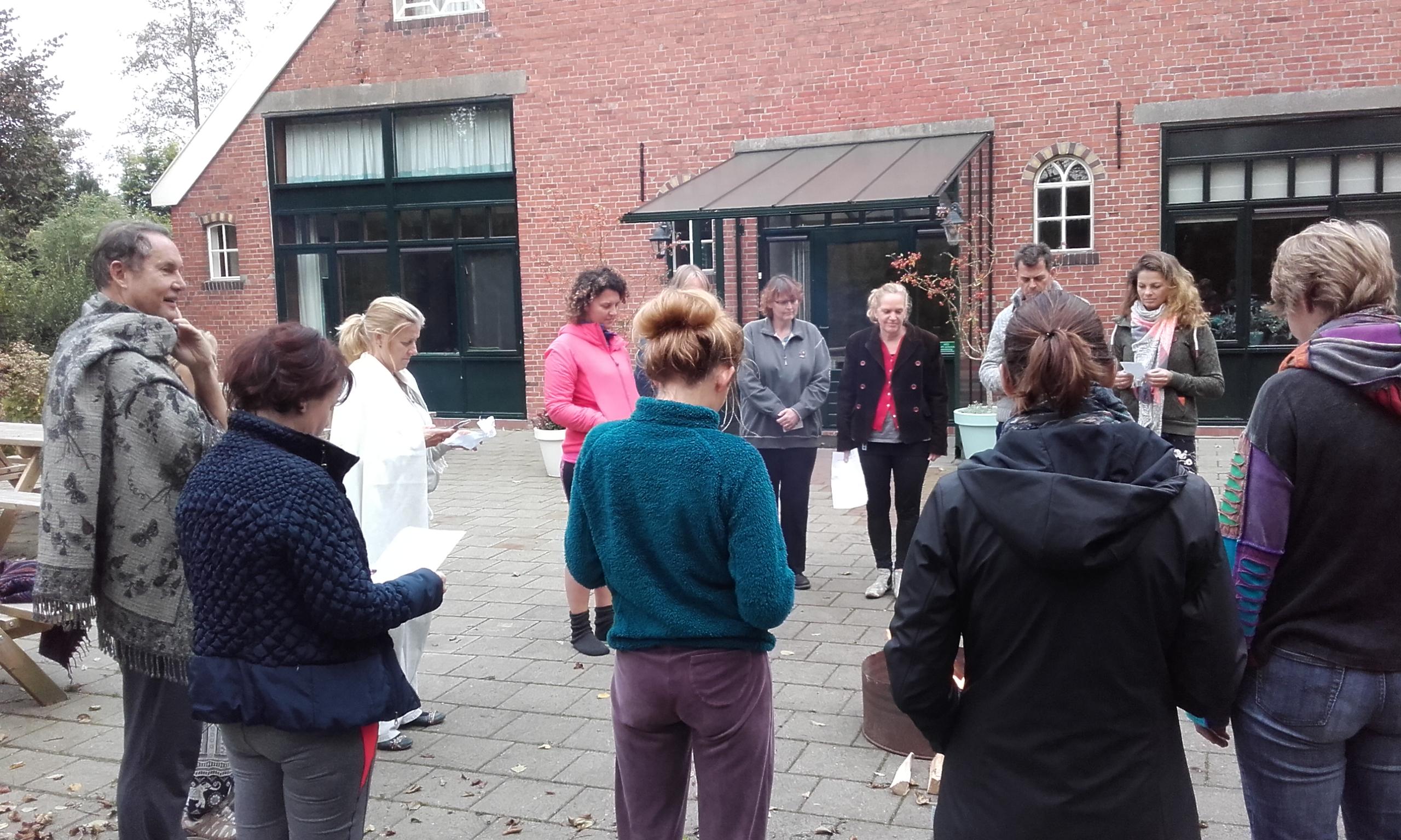 Yoga en Mindfulness 4-daagse Realize Your Change in Groningen