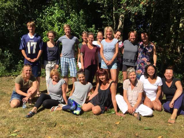 Yoga en Mindfulness Weekend op de Veluwe, Heerde Juni 2018