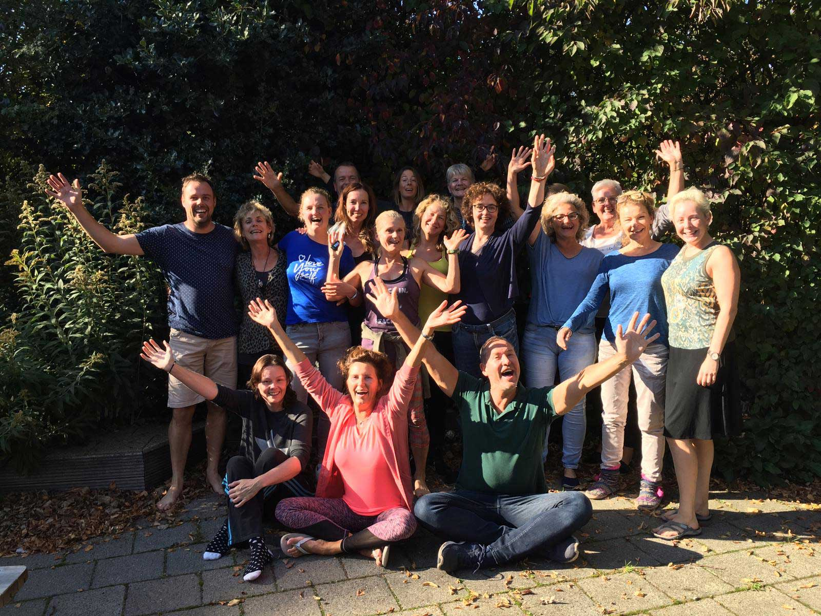 Mindfulness Retraite in Land van Nu in Groningen