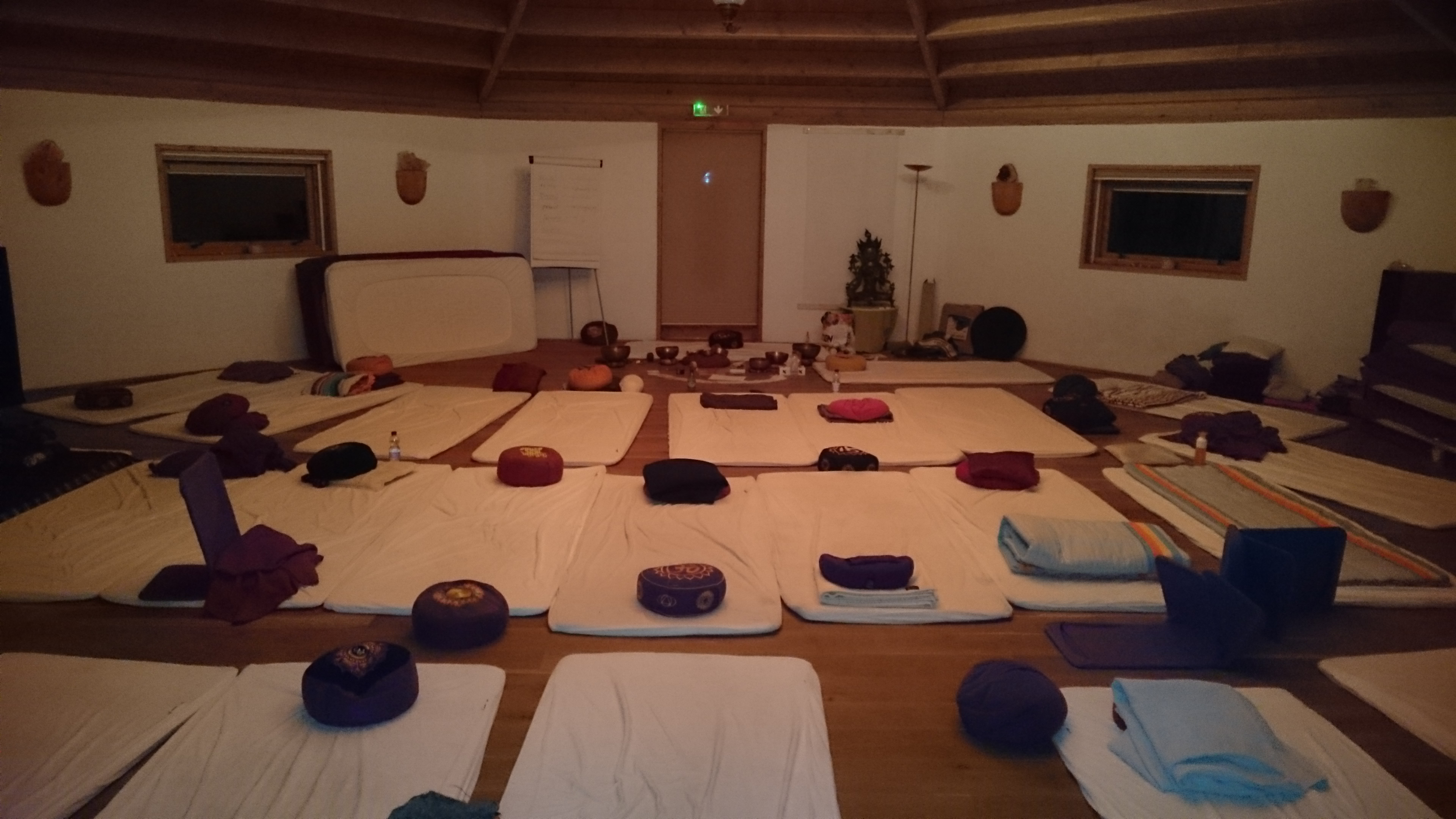 Yoga en Mindfulness Winter Retraite 2017