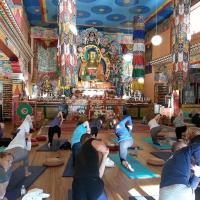 Klik om meer te weten over Yoga en Mindfulness 5-daagse Zomer Retraite 'Stess Reductie'