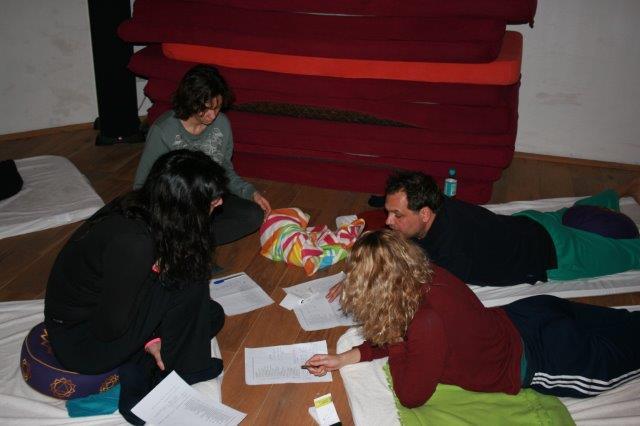 Yoga & Mindfulness Retraite Heerde Januari 2015