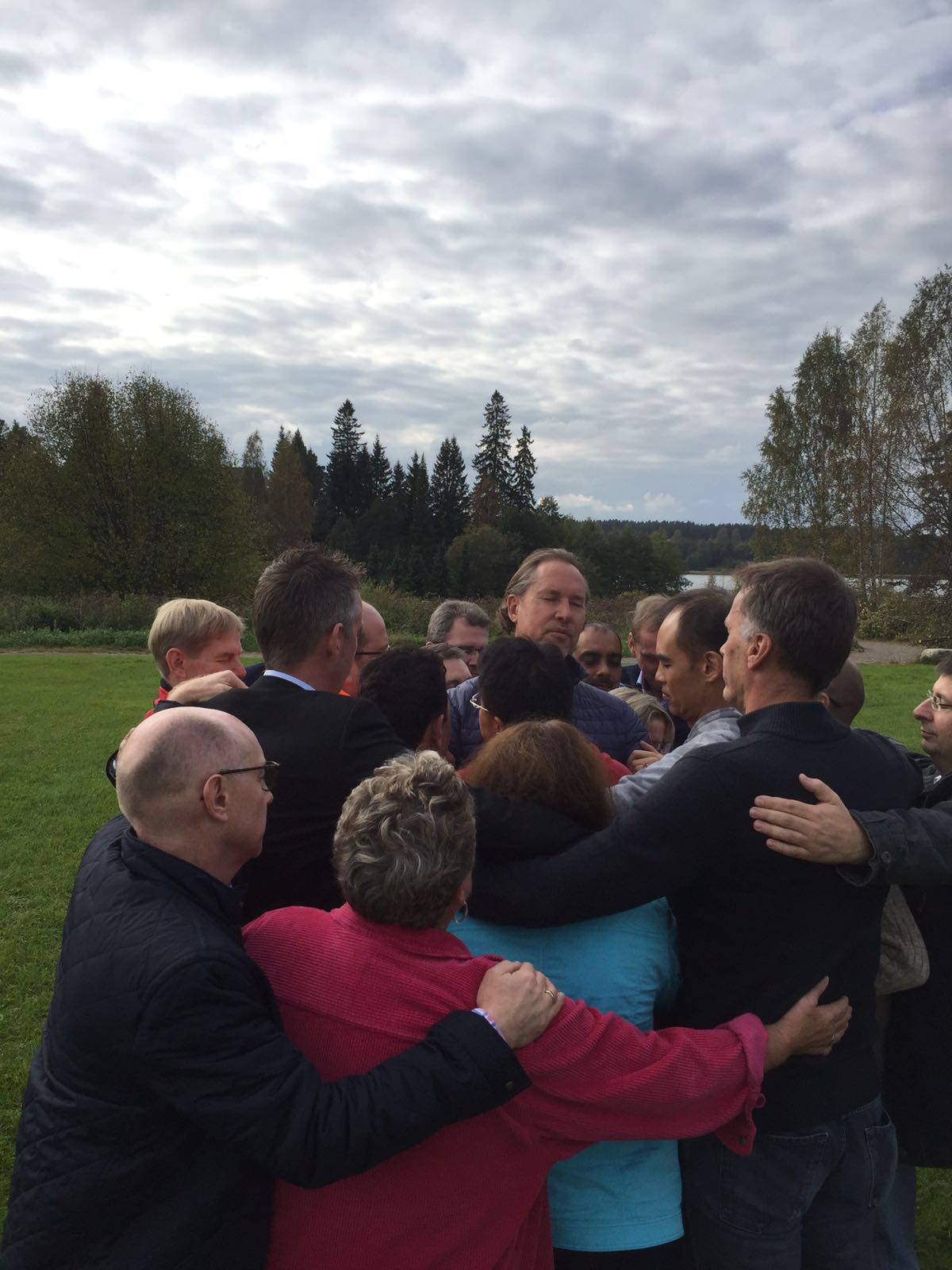 Nokia International Strategiedagen, Mindfulness in Helsinki, Sept 2017