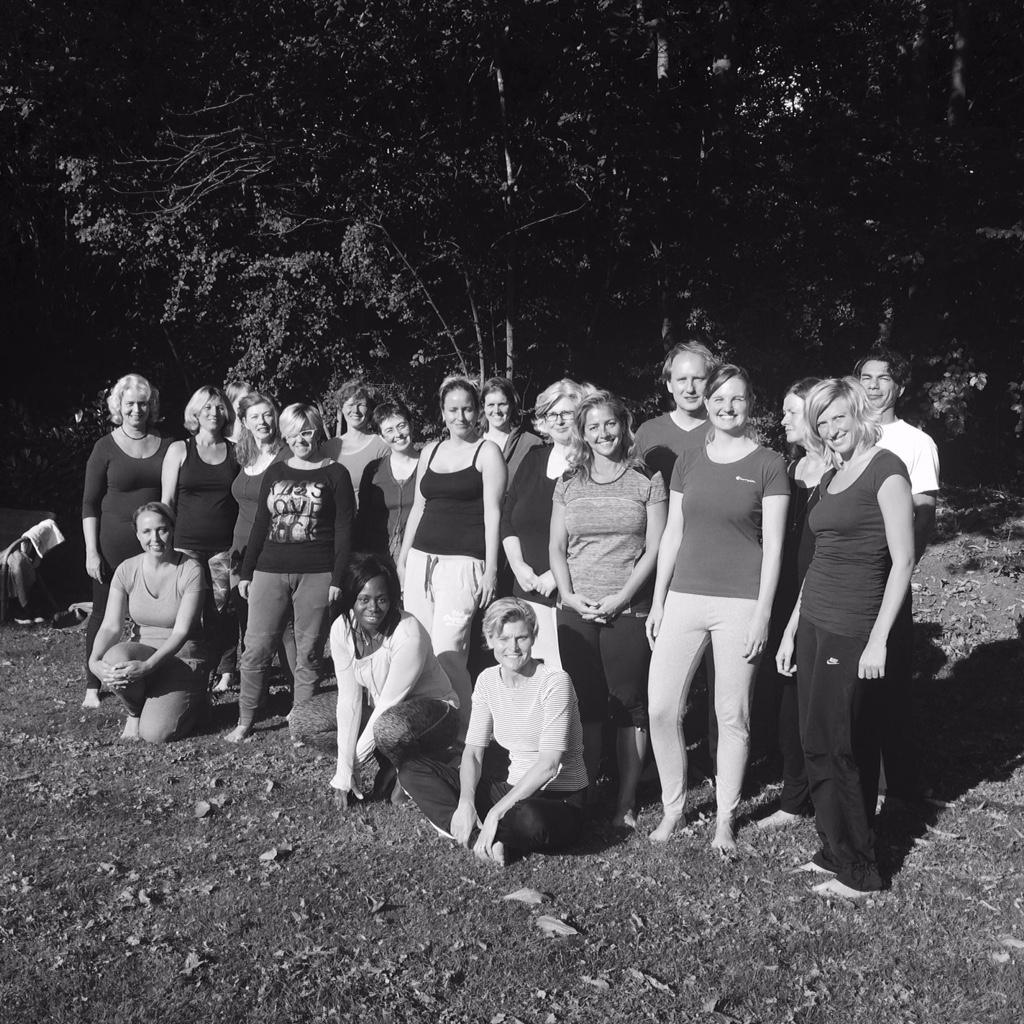 Yoga en Mindfulness Weekend Retraite in Heerde 2015