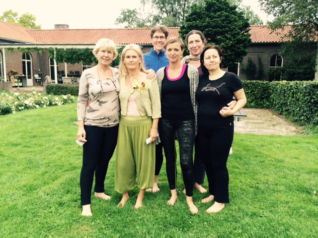 Yoga en Mindfulness Weekend Retraite Samaya September 2015