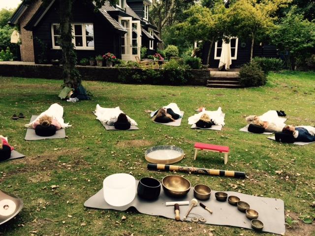 Yoga extra ochtend in Wassenaar