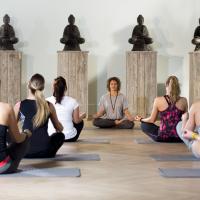 Klik om meer te weten over Elke Woensdagavond Hatha Yoga en Meditatie Workshop