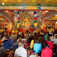 Click to find out more about Mindfulness 'Stress Reduction' Silent Weekend in a Tibetan Monastery