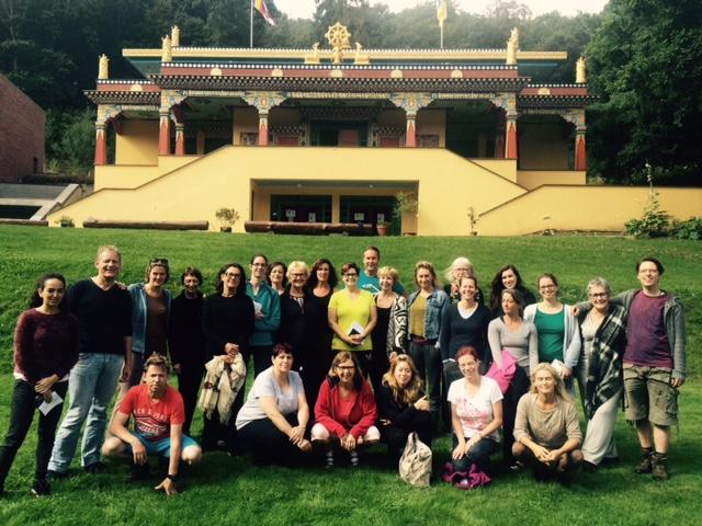 Yoga en Mindfulness Zomer Retraite Augustus 2015