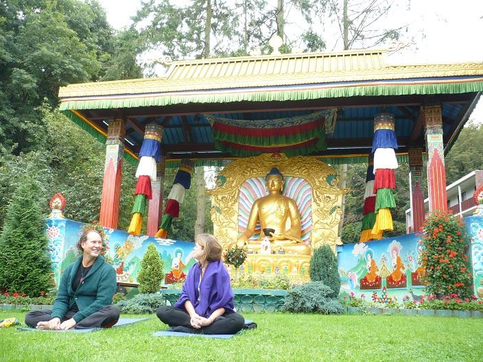 Yoga weekend 2012